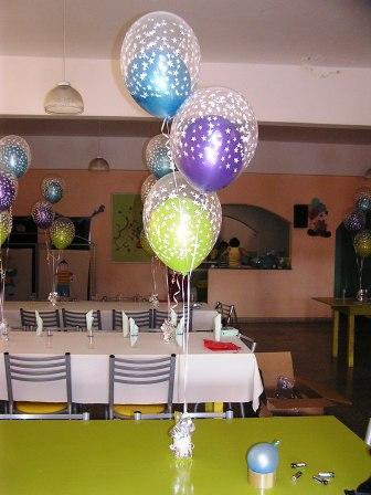 Guadalupe express decoraciones infantiles centro de - Decoracion de mesas infantiles ...