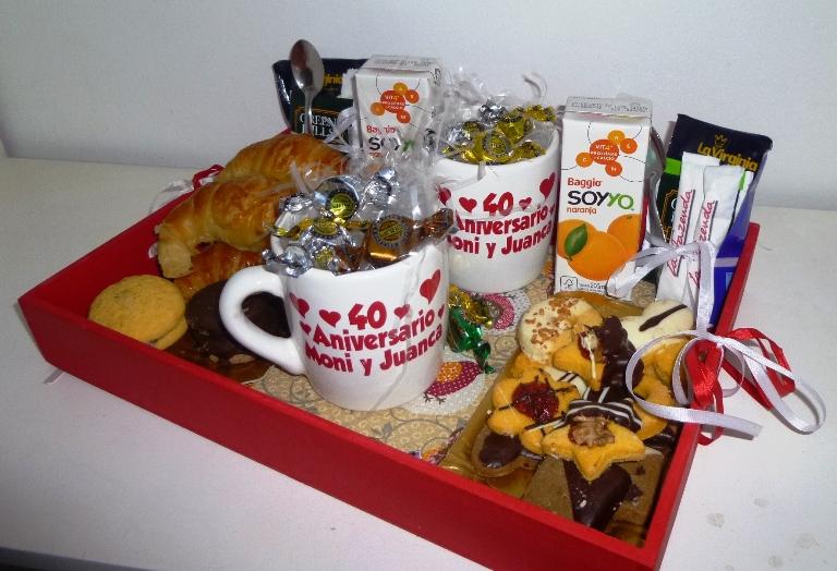 Guadalupe express clasicos desayuno aniversario - Sorpresas para enamorados ...
